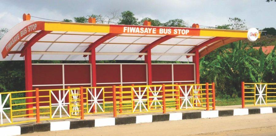 Fiwasaye Bus Shelter